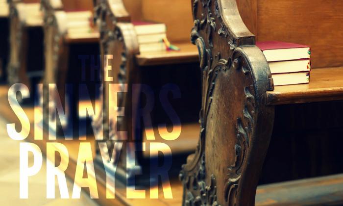 the-sinners-prayer